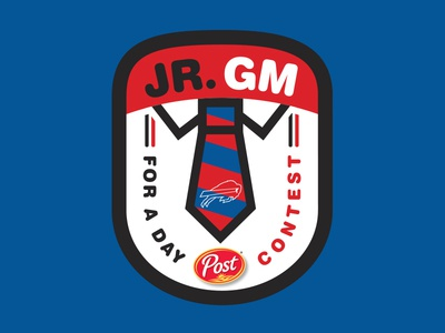 Jr. GM For A Day Contest - Logo