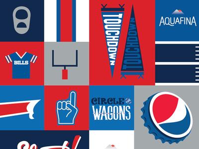 Pepsi & Buffalo Bills Takeover