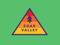 Zoar Valley Outdoor Badge