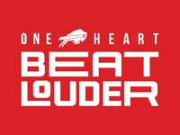 One Heart Beat Louder Logo