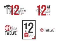 12 at 12 Logos