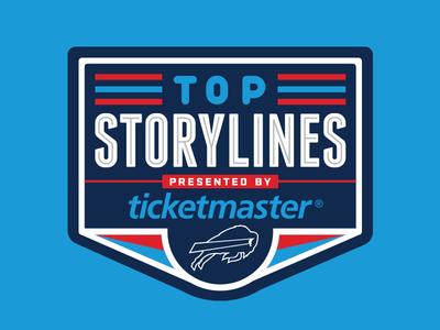 Top Storylines - Buffalo Bills