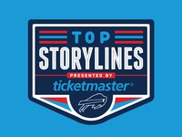 Top Storylines - Buffalo Bills