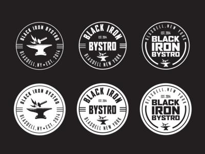 Black Iron Bystro