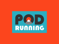 Pod Running Logo