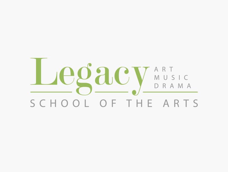 Legacy SOA Logo school branding logo