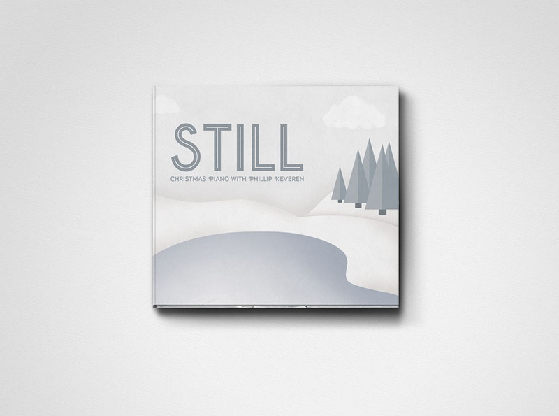 "Phillip Keveren - ""Still"" Album Artwork album cover design album cover album artwork"