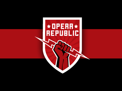 Opera Republic Brand Kit Concept