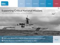 SRA website concept