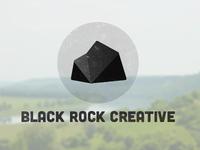 Black Rock Creative logo