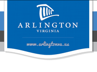 Arlington County site banner redesign