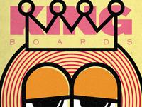 KING Skateboard Decks