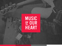 Logo: Music of Our Heart