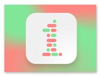 iOS App Icon / Typehue 1 Rebound