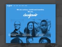 WebUI: Team Page