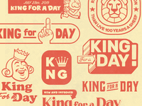 King For A Day (Birthday Fun)