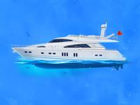 Yacht Fair Line 74