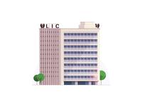LIC Building - Chennai