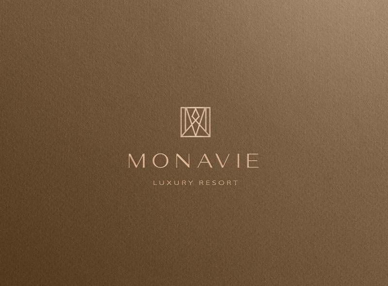 MONAVIE illustration branding design logo logotype brand identity graphicdesign brand design logo design design branding