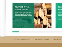 Paper Site Footer