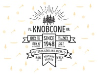 Knobcone Outdoor