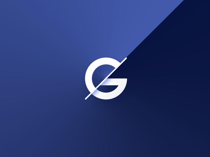 cg logo exploration g c cg design logo