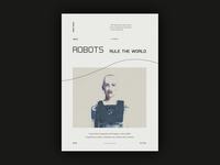 Experiment #1 - Robots