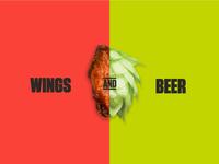 Wings + Beer