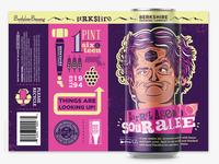 Berkshire Barrel Aged Sour Ale