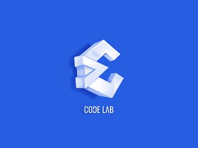 Logo Design for Code Lab graphic design 2021 design branding illustration logo design logo