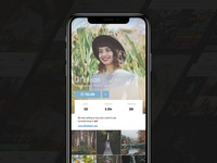 Daily UI: #006 User Profile
