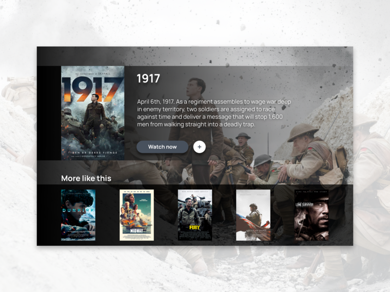 Dayli UI #025 - TV App