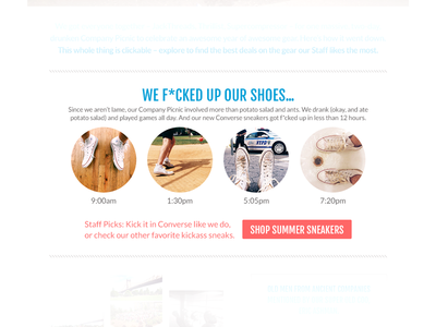JackThreads Email Infographic