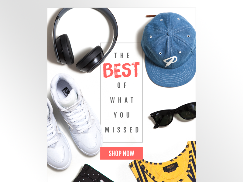 JackThreads – Best of What You Missed jackthreads email e-commerce e-comm sale clothing