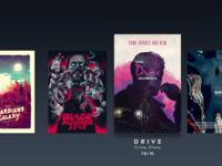 Movie Story-line List