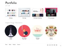 Portfolio and project