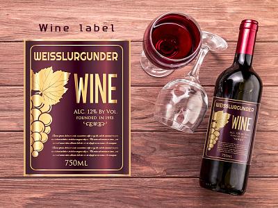 Wine label design label wine branding wine label wine
