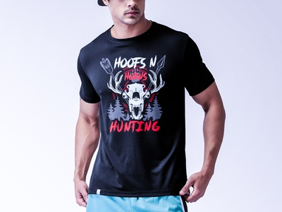 Hunting T-shirt design tee culture mexican t-shirt design t-shirt