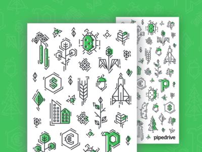 Pipedrive Pattern 2016