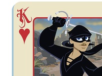 Dread Pirate Roberts card design