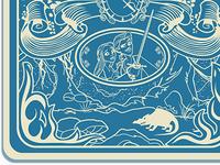 Princess Bride card deck- Back design
