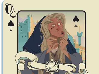 Ancient Booer color.. Princess Bride illustration character design drawing gaming