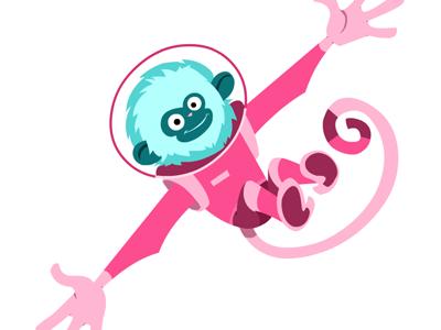 Dribbble spacepink1