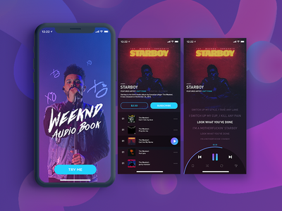 Weeknd Audiobook