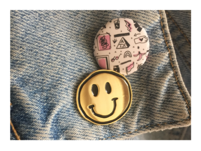 Afterhours show pin