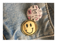 Afterhours show pin