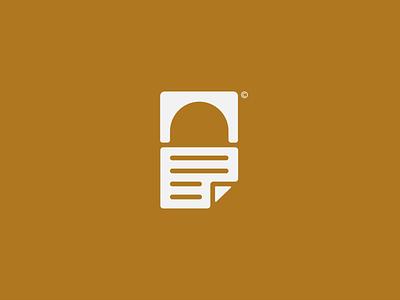 Opera Lobby vector identity mark icon flat illustration branding magazine graphic design minimal logo