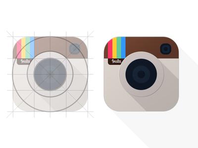 Instagram iOS 7 Icon