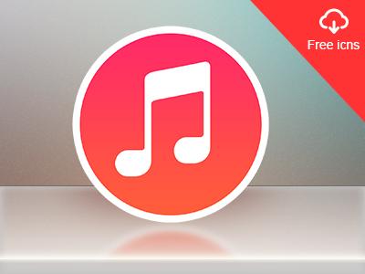 iTunes Mac Icon