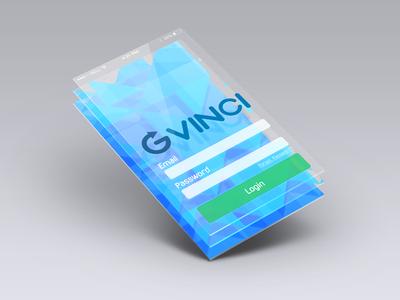 Gvinci iOS Login